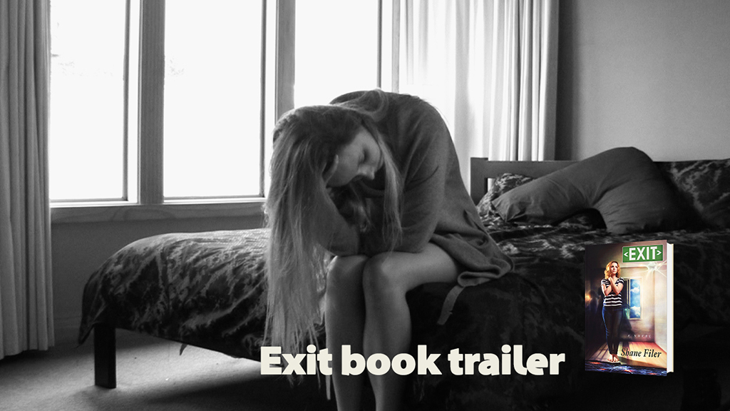 EXIT by Shane Filer Book Trailer