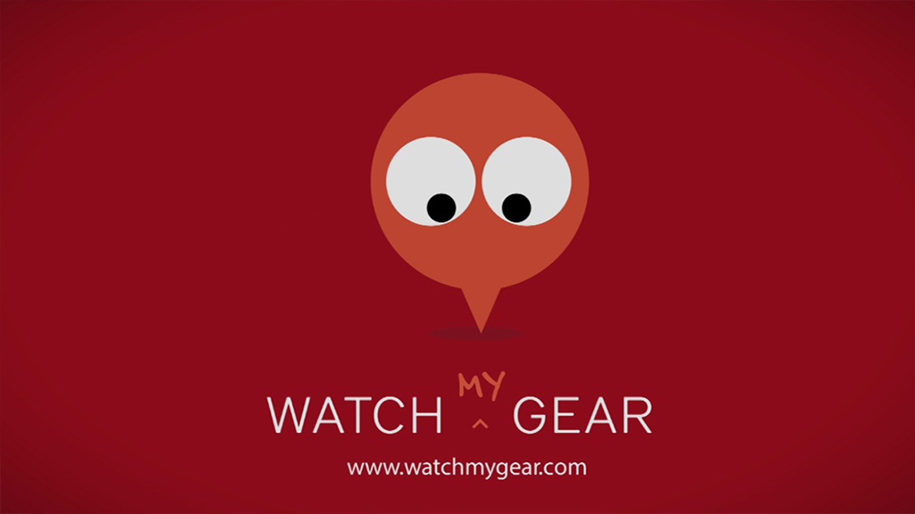 Watch My Gear App