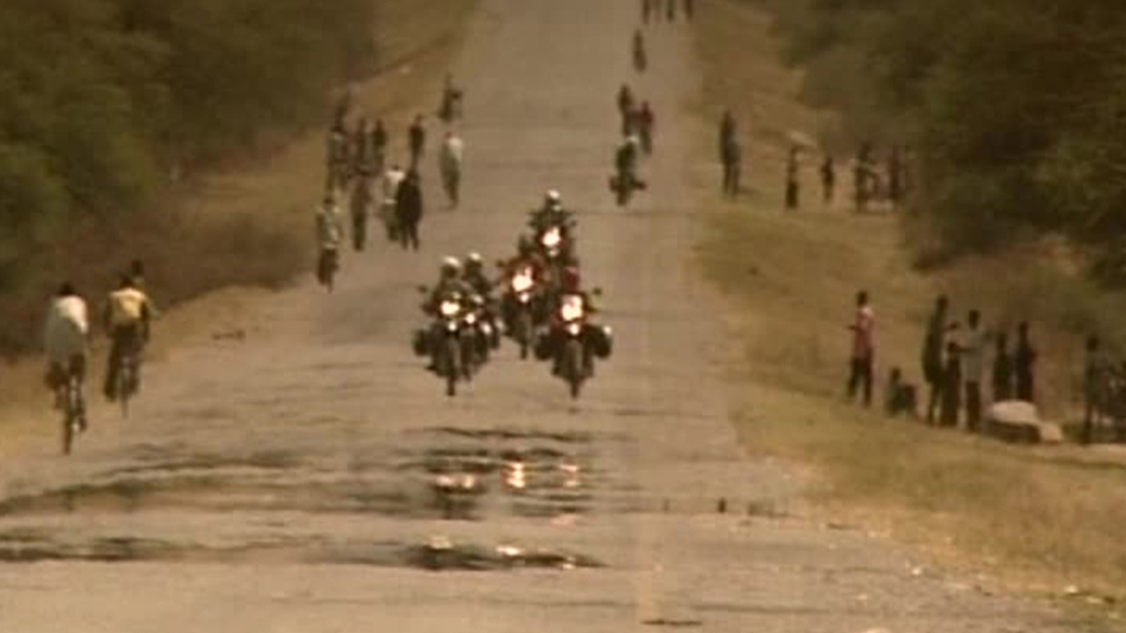 World by Bike—Africa